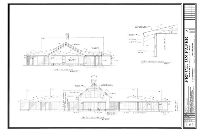 AHERO Warrior Lodge Blueprint
